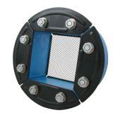 Läpivientikehys - R 150 GALV WITH NET - Roxtec