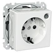 Pistorasia Exxact - 1S+ajastin/8A/IP21 UKJ VAL - Schneider Electric