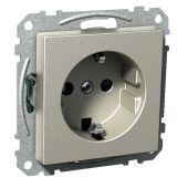 Pistorasia Exxact - 1S/16A/IP21 UKJ MET - Schneider Electric