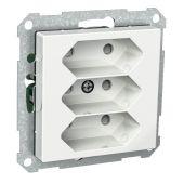 Pistorasia Exxact - 3E/16A/IP21 0X UKR VAL - Schneider Electric