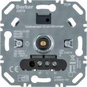 Valonsäädin S.1/K.x/Q.x/R.x - 2973 3-60W RLC+LED UR - Berker by Hager
