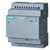 Ohjelmoitava rele LOGO! - 12/24RCEO LOGO! 8 AWS - Siemens