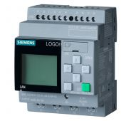 Ohjelmoitava rele LOGO! - 24RCE LOGO! 8 AWS - Siemens