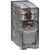 Pistokantarele Zelio - Rele 24VDC 2 C/O 5A Läpinäk, - Schneider Electric