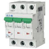 Johdonsuojakatkaisija Xpole - PLS6-C6/3-MW - Eaton