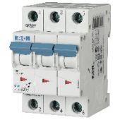 Johdonsuojakatkaisija Xpole - PLS6-C20/3-MW - Eaton