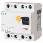 Vikavirtasuojakytkin Xpole - PFIM-40/4/003-A,40A 4-NAP.30mA - Eaton