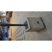 Latausaseman tarvike - Asennuspylvään betoniantura On - Onnline