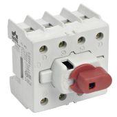 Kuormankytkin vääntö - KU 480N 4x80A/30kW/400V - Katko