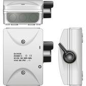 Turvakytkin vipu - NSD316DV 3x16A 500V 7,5kW IP54 - Newlec