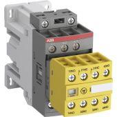 Kontaktori - 3-nap. 4kW, 2S,2A, 9A (AC-3) - ABB Smart Power
