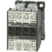 Kontaktori K3 - K3-18ND10 7.5kW 3s 1s ak 230V - Benedict