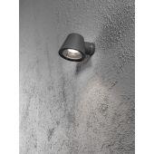 Seinävalaisin ulko - Trieste 7523-370 IP44 GU10 ANT - Konstsmide