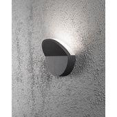 Seinävalaisin ulko - Matera 7949-370 IP54 5W ANT - Konstsmide