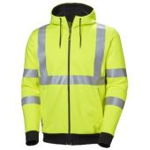 Varoitusvaate takki BizLine - Huppari, Addvis, huomio, XL - Bizline