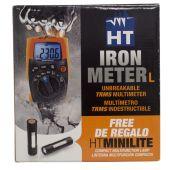 Mittaripaketti - IronmeterL - HT-Italia