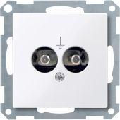 Asennustarvike Exxact - Potentiaalintasauspistorasia - Schneider Electric