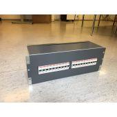 "Kaappitarvike - 19"" Powerbox 4U  20 x 16 A - Stera Technologies"