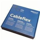Lattialämmityskaapeli - Cableflex 1380W 124M - Ebeco