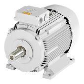 Sähkömoottori Fe 230/400V IE3-W41R 80 G4 - 0,75 kW B3 IP55 1500 1/min - VEM Motors