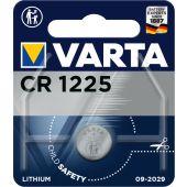 Paristo lithium Special - CR1225 - Varta