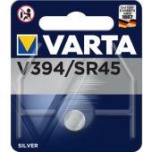 Paristo hopeaoxidi Special - V 394 (SR45) - Varta