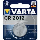 Paristo lithium Special - CR2012 - Varta