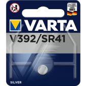 Paristo hopeaoxidi Special - V392 (SR41) - Varta