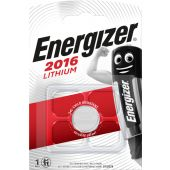 Paristo nappi Special battery - Lithium CR2016 FSB1 - Energizer