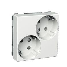 Pistorasia Exxact - 2S/16A/IP21 1X UKJ vinoVAL 50 - Schneider Electric